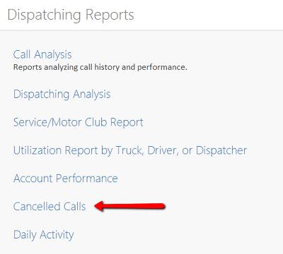 Cancelled_Calls_Report